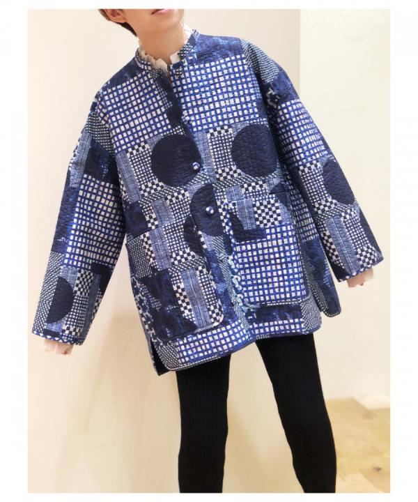 Pipette Quilted Jacket
