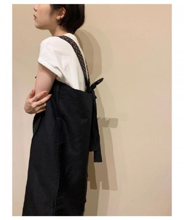 Embroidery Overalls