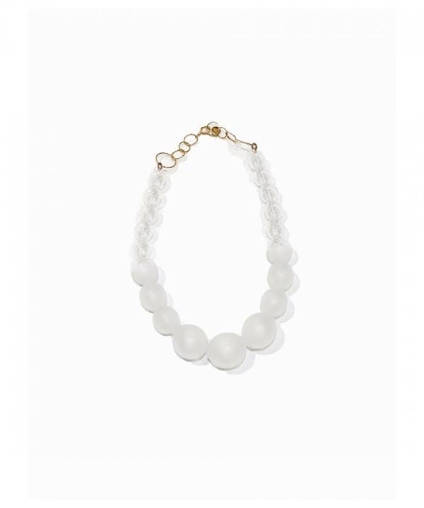 CLASSIC Necklace SPHERE SATIN