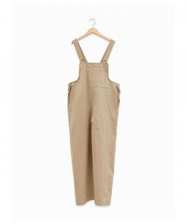 Side Ribbon Overalls